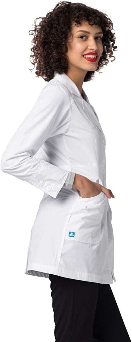 Adar Universal Lab Coats for Women Perfection 32 Lab Coat