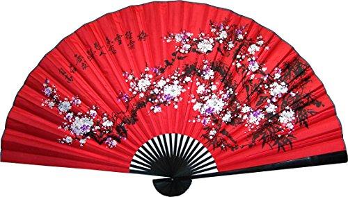 Decorative Oriental Fans - Large 60