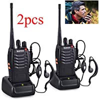 Lospu HY BaoFeng BF-888S Two Way Radio (2pcs)