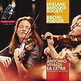 """Afficher """"La Cetra : 12 violin concertos"""""""