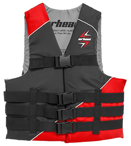 Life Preserver Vest - Airhead SLASH Life Vest Adult 2XL/3XL Red