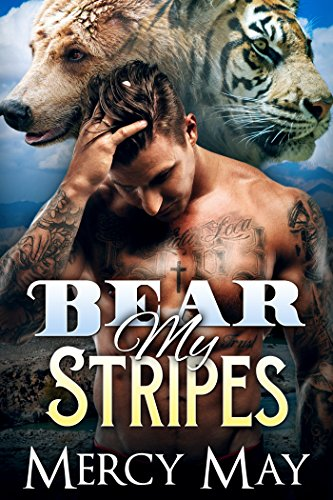 Bear My Stripes: M/M Mpreg Shifter Romance (Furbidden Mates Book 2)