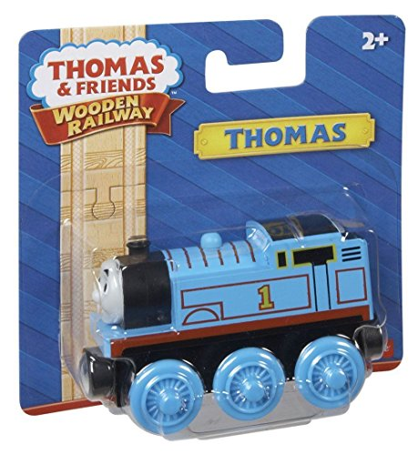 Thomas, Thomas & Friends Wooden Magnetic Tank Engine Railway Train Toy Car - Curves Bath Lighting