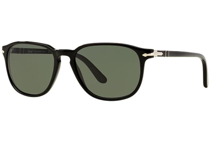 Persol Gafas de sol Para Hombre 3019/S - 95/31: Negro - 55mm ...
