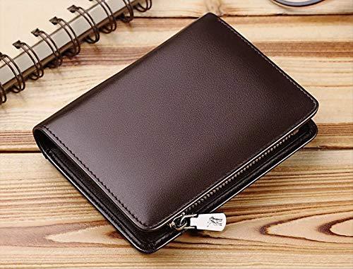 Olympia Tascabile Tasche Con Portafoglio Zip Carte In Portatessere Pelle Simil Porta Uomo Wallet 12 xYrYqEPwf