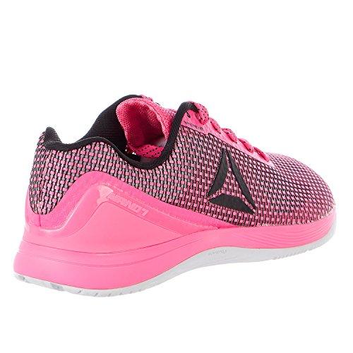 Reebok Damen Crossfit Nano 7.0 Laufschuh Frauen Gift Pink / Schwarz / Weiß