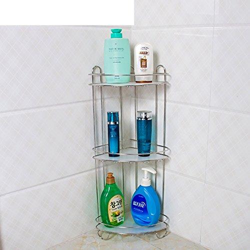 Stainless steel bathroom toilet rack/ bathroom corner brackets ...