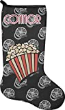 RNK Shops Movie Theater Christmas Stocking - Single-Sided - Neoprene (Personalized)