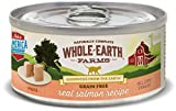 Merrick Pet Care Whole Earth Farms Grain Free Real Salmon Recipe, 1 Count, One Size