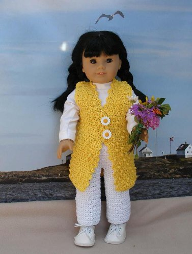 Flowers For Mom Crochet Pattern For 18 Inch Dolls Kindle Edition