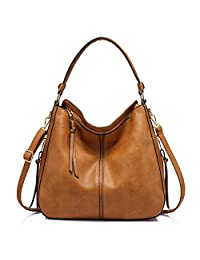 Handbags and Purses for Women Large Ladies Shoulder Bag Stylish Hobo Bag Purse