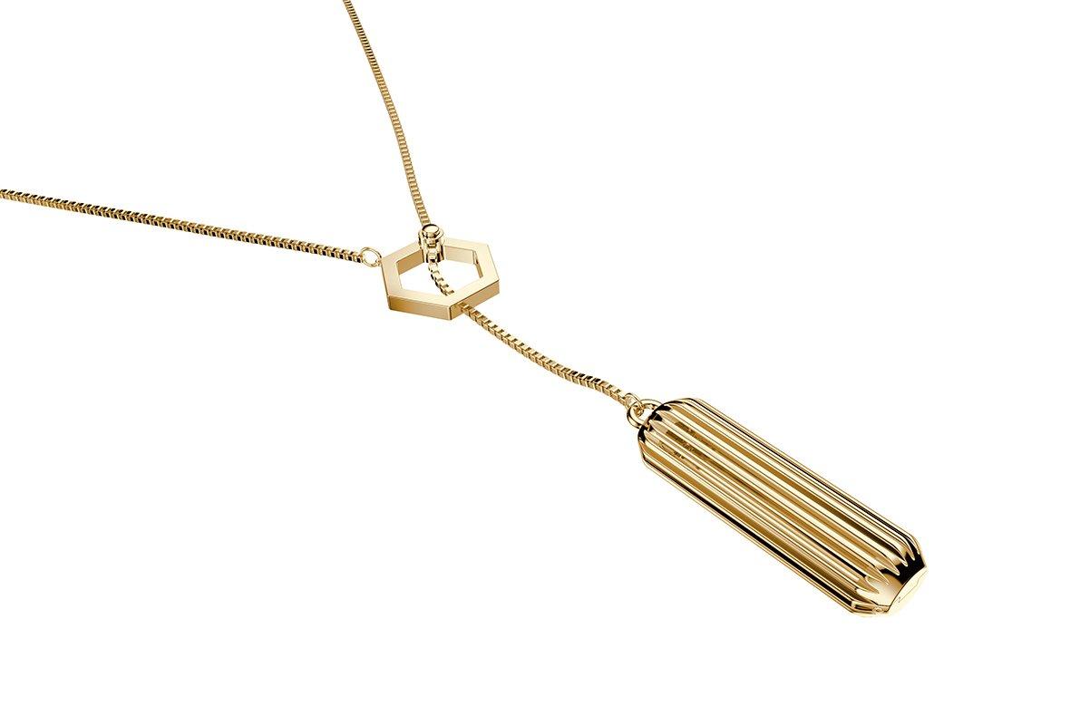 No Tracker iBREK Accessories Necklace Pendant for Fitbit Flex 2