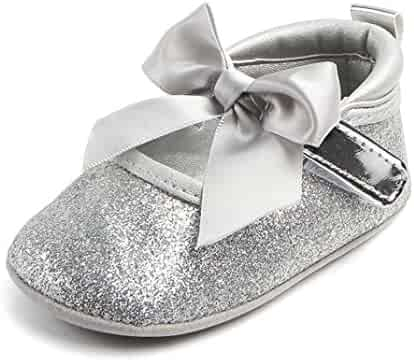 8201eea6067a6 Shopping Silver - 12-18 mo. - Shoes - Baby Girls - Baby - Clothing ...