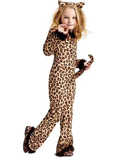 [Pretty Leopard Toddler - Toddler Small] (Pretty Leopard Toddler Costumes)