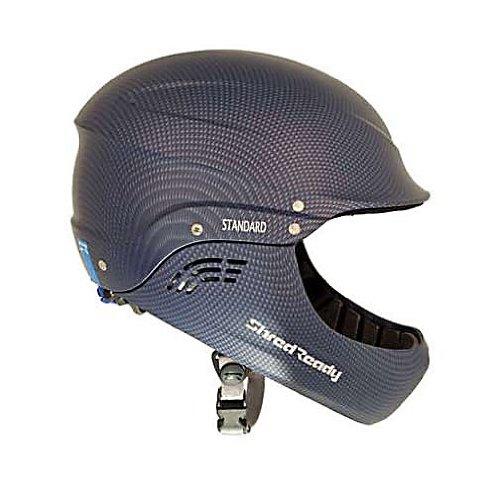 Shred Ready Standard Full Face Whitewater Kayak Helmet-Blue