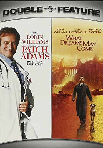 Patch Adams & What Dreams May Come [DVD] [Region 1] [US Import] [NTSC] (Patch Adams What Dreams May Come)
