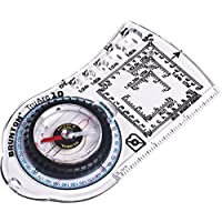 Brunton TruArc10 basisplaat kompas