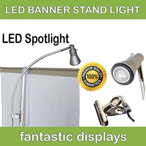 Fantastic Displays Banner Stand Light product image