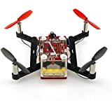 2.4G 4CH 6Axis RC Quadcopter RTF DIY Building Blocks with 3.7V 300mAh Li-po Battery