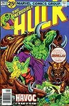 Incredible Hulk #202 Psyklop & Jarella…