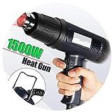 1500W 220V Electric Air Heater for Gun