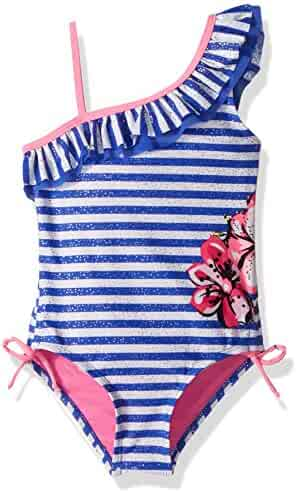 Limited Too Girls' Foil Stripe W/Floral Cream 1pc