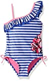 Limited Too Girls Foil Stripe W/Floral Cream 1pc