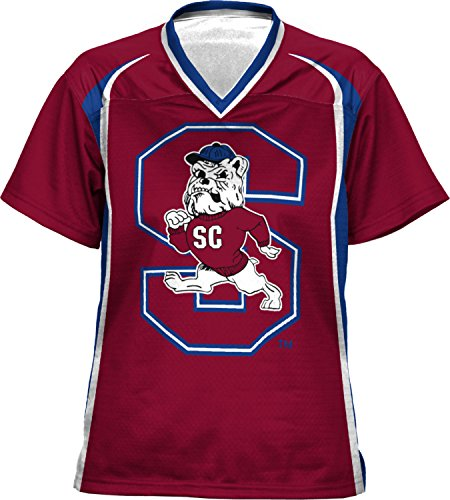ProSphere South Carolina State University Women's Football Jersey (Wild Horse) FD211