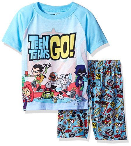 Teen Titans Pajama Short Set product image