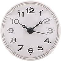 Magideal Reloj de Ducha de Baño de Cocina