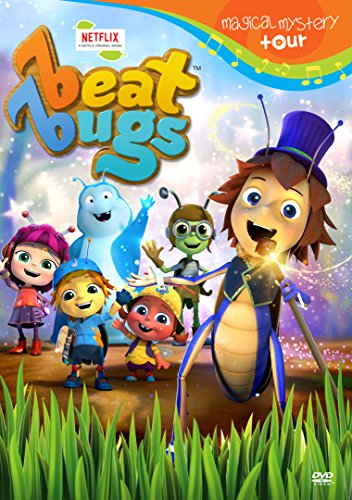 The Beat Bugs - The Beat Bugs Season 1, Vol. 1 - Magical Mystery Tour (DVD)