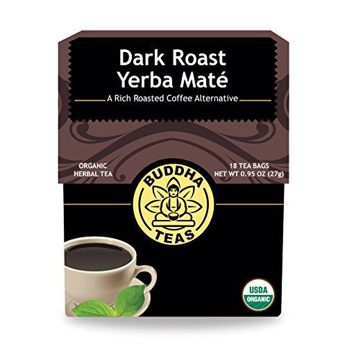Organic Dark Roast Yerba Mate