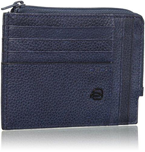 Portamonete Blu Bustina E Documenti Credito Di Carte zBdxBgq4w