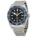 Tudor Black Bay Heritage Black Dial Stainless Steel Mens Watch 79220B-BKSSS
