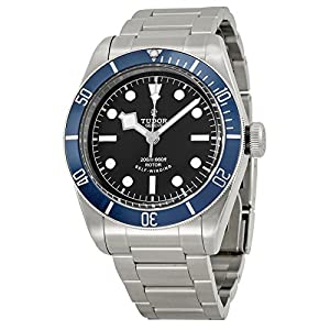 51GICfcX1iL. SS300  - Tudor Black Bay Heritage Black Dial Stainless Steel Mens Watch 79220B-BKSSS