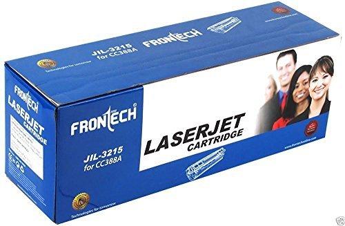 Frontech 88A CC388A Toner Cartridge for P 388A, LaserJet P1007,P1008,P1106,P1108,M1136,1213nf,1216nfh Toner Cartridges at amazon