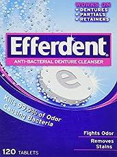 Efferdent Anti-bacterial Denture…
