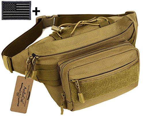 ArcEnCiel Military Tactical Shoulder Multi pocket