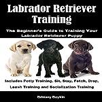 Labrador Retriever Training: The Beginner's Guide to Training Your Labrador Retriever Puppy   Brittany Boykin