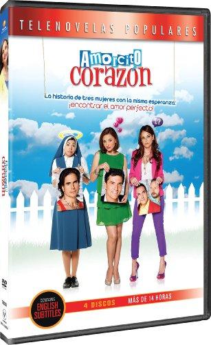 DVD : Amorcito Corazon (Full Frame, )
