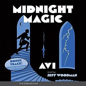 Midnight Magic Audiobook