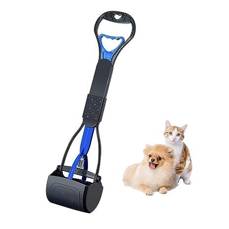 Amazon.com: POPETPOP - Pala de plástico portátil para perros ...