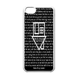 Hjqi - Personalized The Neighbourhood Phone Case, The Neighbourhood DIY Case for iPhone 5C