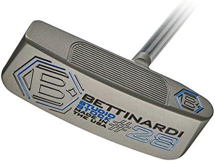 BETTINARDI GOLF(ベティナルディゴルフ) パター Studio Stock パター SS28 Center 34インチ ユニセックス 8013934 右 フェース面:F.I.T. フェース