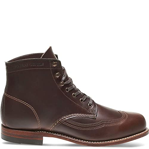 7bf19015983 Wolverine Addison 1000 Mile Wingtip Boot Men's