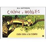 Cada cosa a su tiempo: (Nueva edición) (SUPER CALVIN & HOBBE)