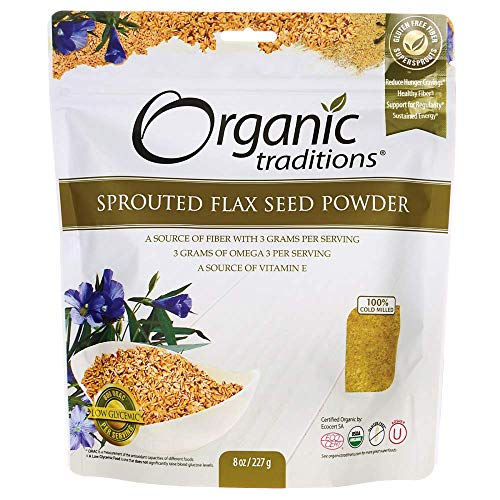 (ORGANIC TRADITIONS Sprouted Flag, 227 GR)