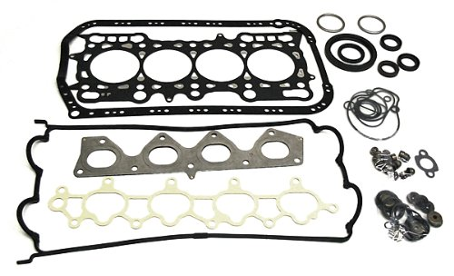 (Yonaka Compatible with Honda Prelude H22A 2.2L DOHC VTEC Engine Head Gasket Set Kit)