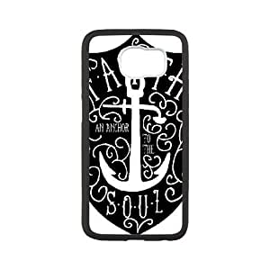 Anchor Quotes Samsung Galaxy S6 Cell Phone Case White M1D3ZF
