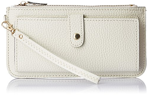 Alessia74 Women's Wallet (Off-White) (14269)